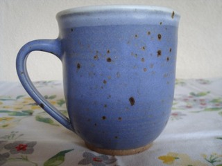 Stoneware Pottery Mugs and Cups